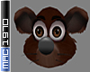 Brown Mouse Ears M/F