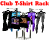 Club T-Shirt Rack