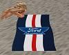 Beach Towel - Ford