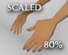 80% Hands