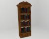 ~V~ Wooden Bookcase