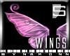 [S] FP Pink Fairy Wings