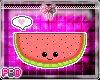 {B}Kawaii Watermelon