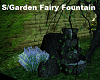S/Garden Fairy Fountain