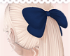 e Add On Bow - Navy