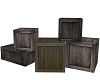 Pile of Old Crates VF