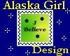 I Believe Stamp
