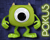 Monsters Inc Mike Funko