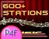 P4F Elegant 600 Radio
