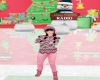 kids red pink winter