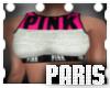 (LA)Pink Sport Bra