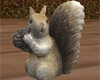 Fall Squirrel Decor
