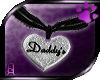 Daddy's collar (black)