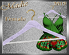 !a Avatar Hanger Female