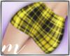 AM: Plaid Mini Skirt
