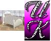 Beige Swirl Bed