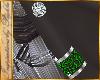 I~Emerald&Silver Celtic