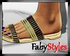Nefertiti Sandals