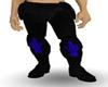 Blue Bottom Armor