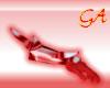 GA Blood Armour Glove L