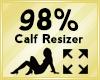 Calf Scaler 98%
