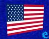 [E] USA Flag Poster
