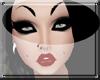 !c! Raised eyebrow Black