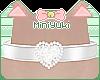 -M- Gem Heart Choker W