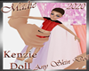 !a Any Skin Doll Kenzie