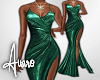 Evening Gown ~ Green 8