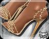 ! Gold Heels