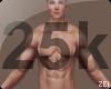 !! 25k Skin