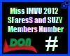 Miss imvu 2012 # (4)
