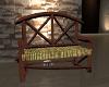 Lovin bambo bench