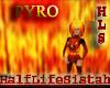 HLS-BACKDROP-PYRO V2