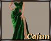 Christmas Velvet Green