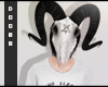 Ram mask - Pentagram (M)