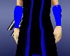 uchiha armband blue