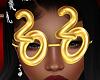 FG~ 2020 Gold Glasses