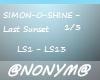 @SIMONOSHINE-LASTSUN1/3
