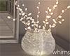Lake House Light Vase