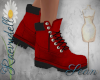 RVN♥ Sean Boots Red