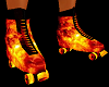 !Fire Rave Skates M