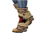 T's Native Sweater Boot