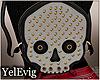 [Y] Bag skull gold