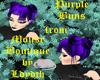Purple Buns