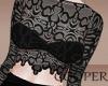 !A Elegant top black