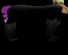 Centaur blk&purple fem