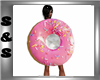 M Pink Doughnut