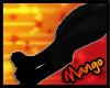 -DM- Black Mauco PawLegs
